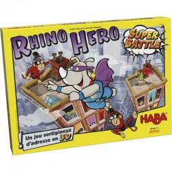 Rhino Hero Super Battle - Boite vue de face