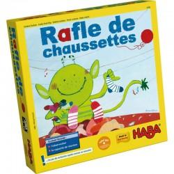 Rafle de Chaussette - Boite vue de face