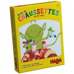 Rafle de Chaussette - Le jeu de carte