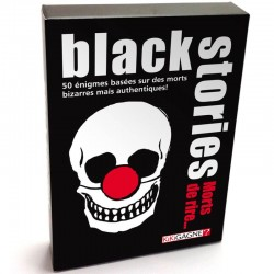 Black Stories Morts de Rire
