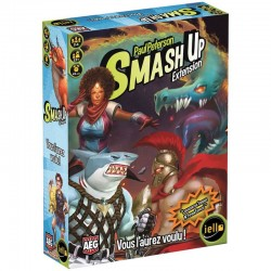 Smash Up - Vous l'aurez...