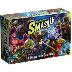 Smash Up - La Grosse Boîte...