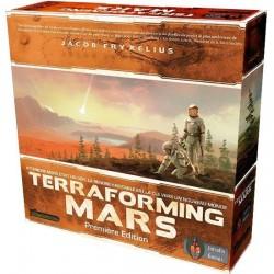 Terraforming Mars - Boite vue de face