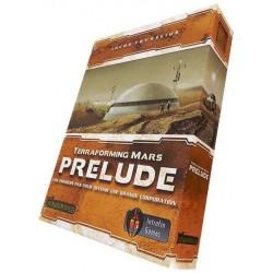 Terraforming Mars Prelude - Boite vue de face