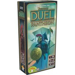 7 Wonders Duel Pantheon - Boite vue de face