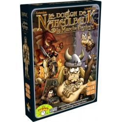Le Donjon de Naheulbeuk - La Marche Barbare - Boite vue de face