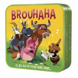 Brouhaha - Boite vue de face