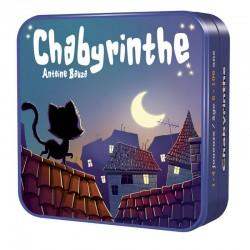 Chabyrinthe - Boite vue de face