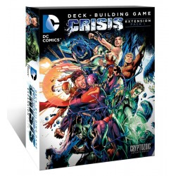 DC COMICS Deck Building -...