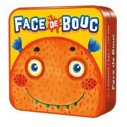 Face de Bouc - Boite vue de face