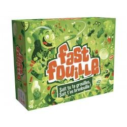Fast Fouille - Boite vue de face