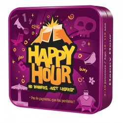 Happy Hour - Boite vue de face