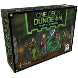One Deck Dungeon - Forêt...