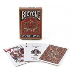 Bicycle - Gold Dragon