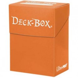 Deck Box – Orange
