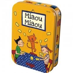 Miaou Miaou - Boite vue de face