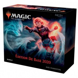 Magic édition de base 2020...