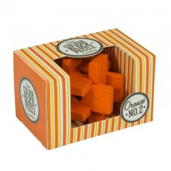 Colour Block Puzzle - Orange