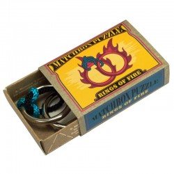 Matchbox Puzzle - Rings of...