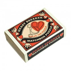 Matchbox Puzzle - Heart...