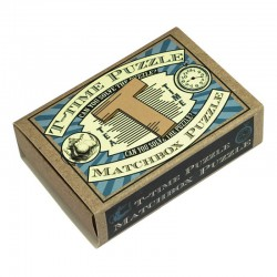 Matchbox Puzzle - T-Time...