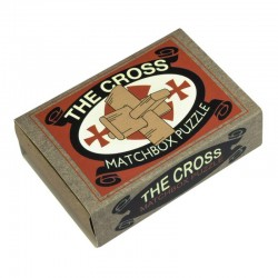 Matchbox Puzzle - The Cross