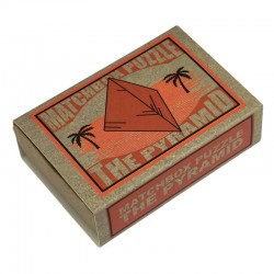 Matchbox Puzzle - The Pyramid