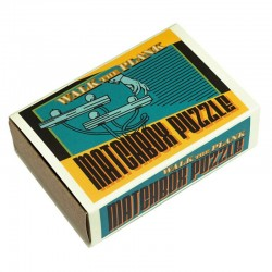 Matchbox Puzzle - Walk the...