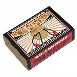 Matchbox Puzzle - Wheel of...