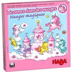 Licornes dans les nuages -...