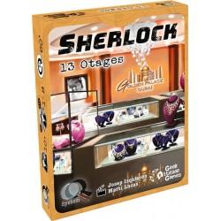 Q System Sherlock - 13 Otages