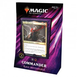 Magic Commander 2019 - Rage...