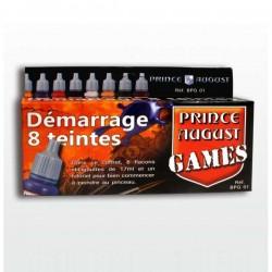 Coffret Démarrage Games 8...