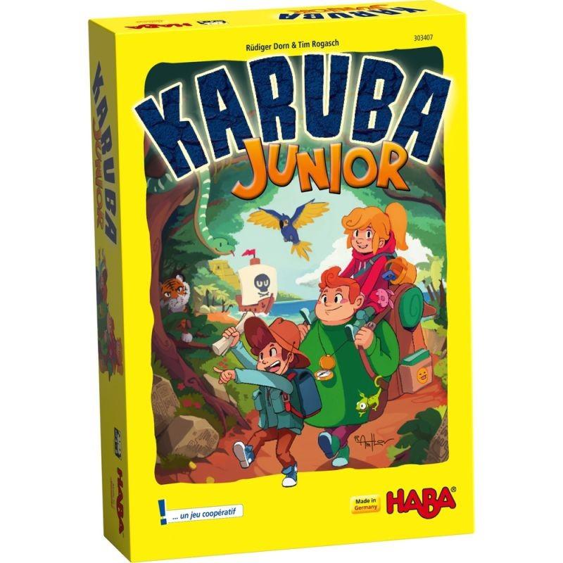 Karuba Junior - Boite vue de face