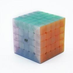 Cube 5x5 QiYi QiZheng Jelly...