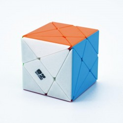 Axis Cube QiYi stickerless