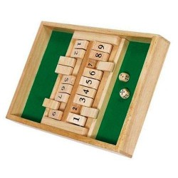 Shut the Box 9 Double