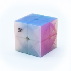 Cube 2x2 QiYi Jelly Color