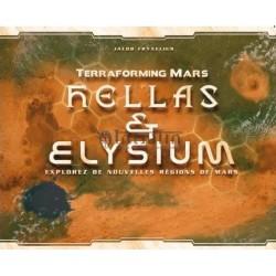 Terraforming Mars - Hellas...