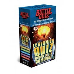 Battle Quiz - Dernier Quiz...