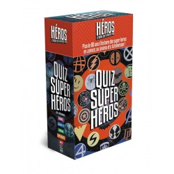 Battle Quiz - Super Héros