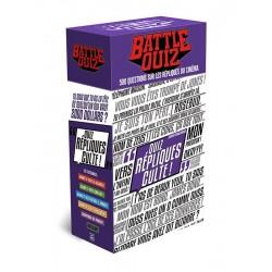 Battle Quiz - Répliques Cultes