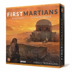 First Martians - Aventures...
