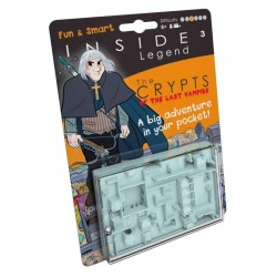 Inside Legend - The crypts...