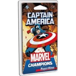Marvel Champions - Captain...