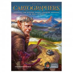 Cartographers - A Roll...