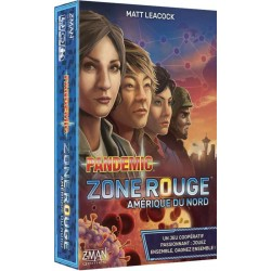 Pandemic Zone Rouge -...