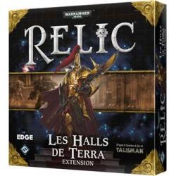Relic - Les Halls Terra