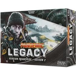 Pandemic Legacy - Saison 2...