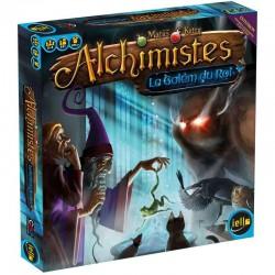 Alchimiste - Le Golem du Roi